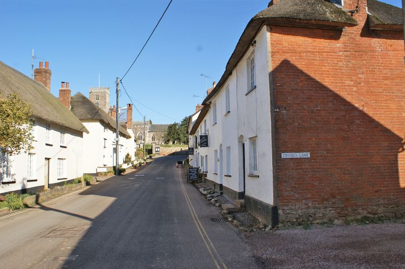 High Street East Budleigh
